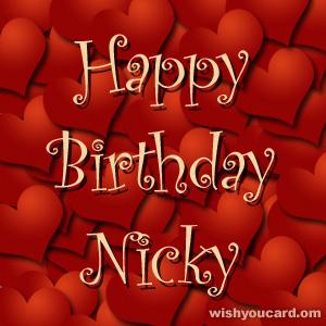 FELIZ CUMPLEAÑOS NICKY - Página 3 Nicky