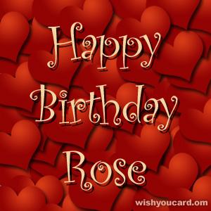 Happy Birthday Rose Di Page 6